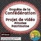 Canadian Confederation Video Project/Projet de vidéo (Bili