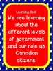Canadian Government - Community Mapping - An Inquiry Based