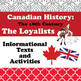 Canadian History - 18th Century History Bundle of 4 Resources