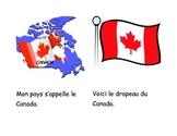 Livre sur les symboles du canada/Canadian Symbols (British