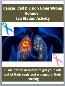 Cancer: Cell Division Gone Wrong Volume I - 7 Engaging Lab