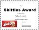 Candy Bar Award Certificate Sample Pack