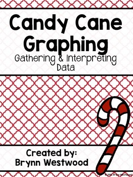 Candy Cane Graphing-Gathering & Interpreting Data
