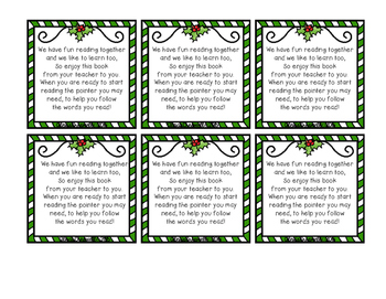 Candy Cane Pointer Poem