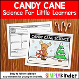 Christmas Activities Candy Cane Science