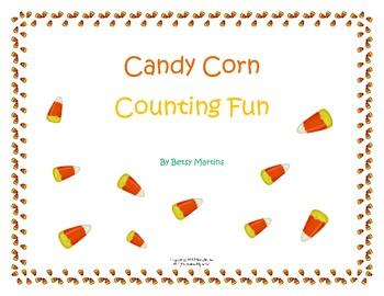 Candy Corn Counting Fun