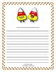 Candy Corn Imaginative Writing Assigment