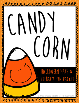 Candy Corn Math & Literacy Halloween Fun