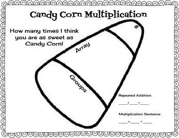 Candy Corn Multiplication