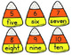 Candy Corn Phonics & Number Game 10012013