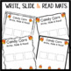 Candy Corn Reading Pack!