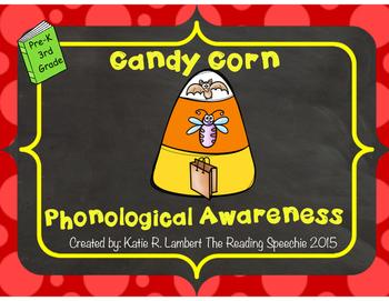 Candy Corn Phonological Awareness