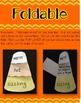 Candy Corn Synonyms {A Shades of Meaning Activity}