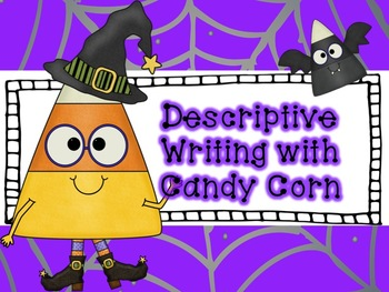 Candy Corn Writing, Graphing, and Word Problems