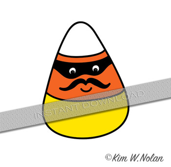 Candy Corn in Disguise Graphics