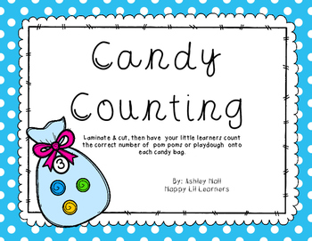 Candy Counting 1-20