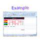 Candy Excel Activity