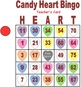 Candy Heart Bingo (Smartboard Management Accompaniment)