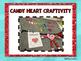 || Candy Heart Craft-ivity || • Valentine's Day Informatio