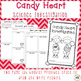 Candy Heart Science {A Valentine's Day Science Experiment}
