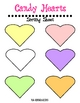 Candy Hearts Graphing Activity