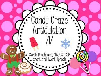 Candy Craze Articulation: /l/