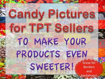 Candy Pictures Images Photographs Commercial Use Borders B