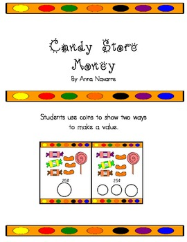 Candy Store Money