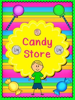 Candy Store Money Match **FREEBIE**