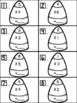 Candy corn multiplication task cards {freebie}