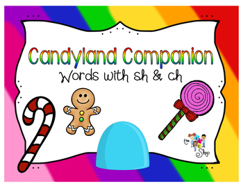 Candyland Articulation Companion - SH and CH