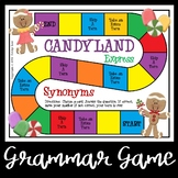 Candyland Express--Synonyms Game