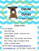 Canine Cuties Dog Theme Classroom Decor