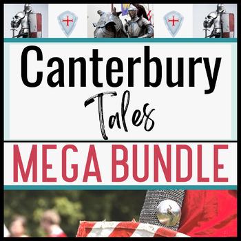 "Canterbury Tales-- Prologue & ""Pardoner's Tale"" Quiz/ Read"