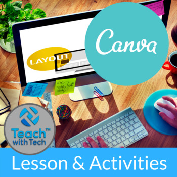 Canva Design Program Lesson Activities