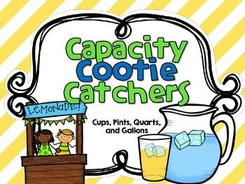 Capacity Cootie Catchers