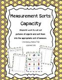 Capacity / Volume: Measurement Sort