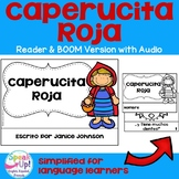 Caperucita Roja Simplified Red Riding Hood Spanish reader