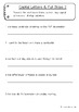 Capital Letters and Full Stops worksheets - Literacy - 15+