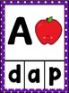 Capital & Lowercase Letter Practice