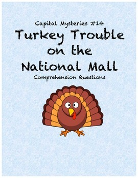 Capital Mysteries #14 Turkey Trouble on the National Mall
