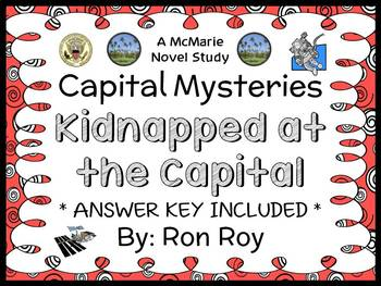 Capital Mysteries: Kidnapped at the Capital (Roy) Novel St
