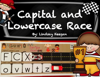 Capital and Lowercase Race Literacy Center