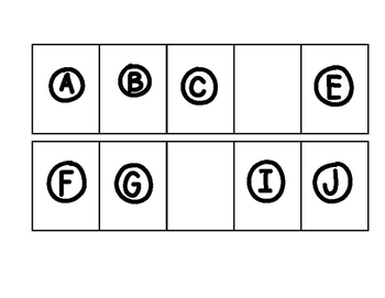 Capital letters Sequencing