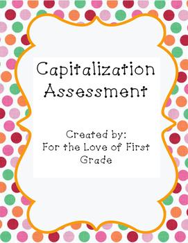 Capitalization Assessment