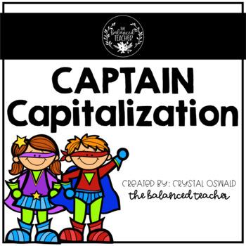 Capitalization Captain