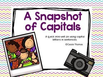 Capitalization Mini Unit