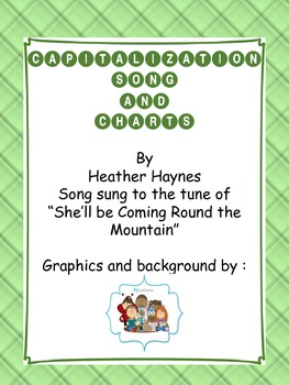 Capitalization Song and Chart