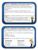 Capitalization and Punctuation Task Cards