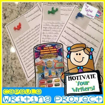 Capsule Writing Project